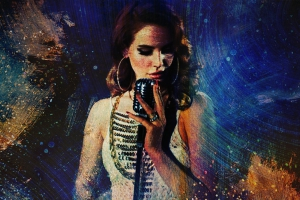 Lana Del Rey Artwork