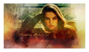 Barbara Palvin Emblazoned Artwork #5
